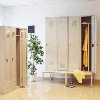 Бельевые шкафы металлические