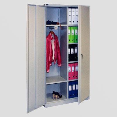 Шкафы гардеробные офисные