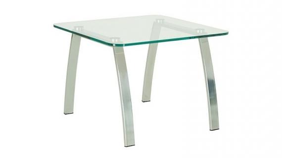 INCANTO TABLE CHROME GL
