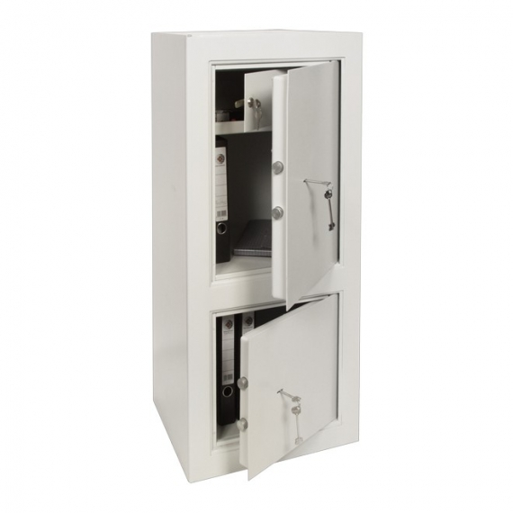 Металлический шкаф МШ 110/2Т-4