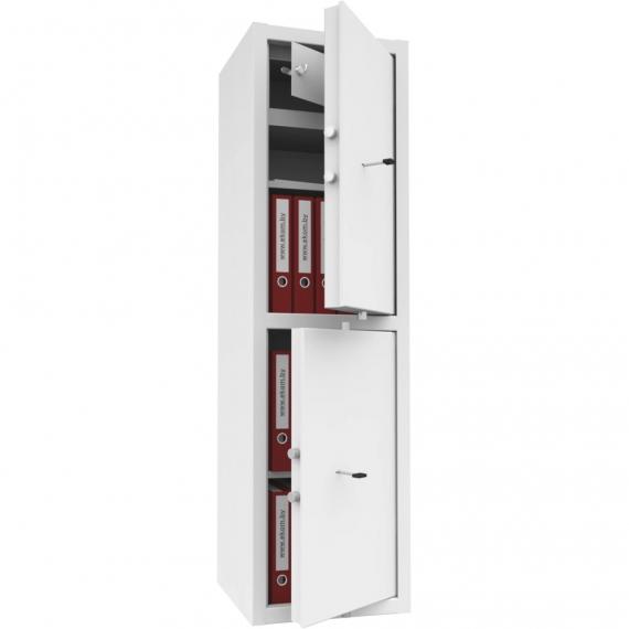 Шкаф металлический МШ 150/2Т