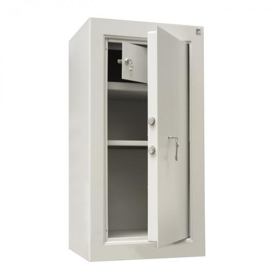 Металлический шкаф сейфового типа МШ 90Т-4