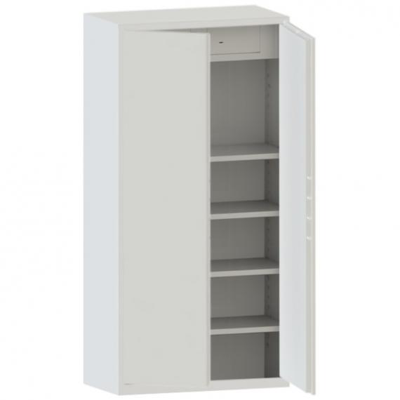 Металлический архивный шкаф БШ 2РТ-4