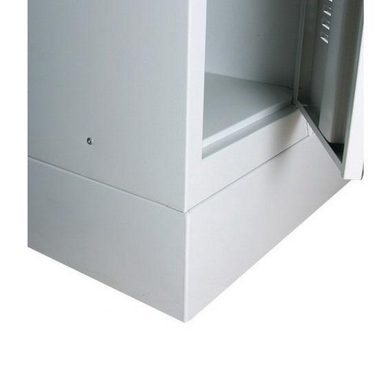 Цоколь для одежного металлического шкафа