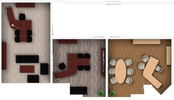 Вид на все кабинеты 2