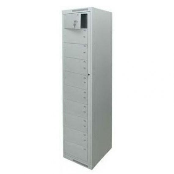 Бельевой шкаф металлический ШБ-10