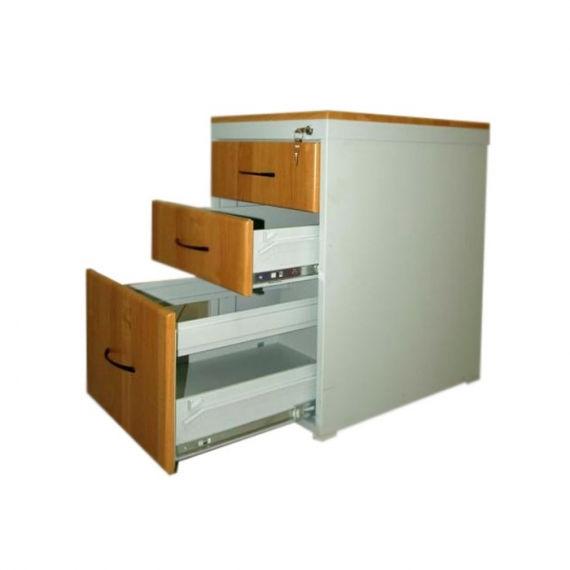 Шкаф файловый ШФ-1А2В МДФ