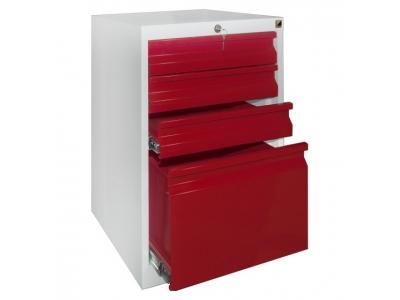 Картотечный шкаф ТК 4ФТ-01