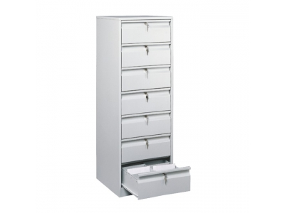 Картотечный шкаф ТК 7 (А5/А6)