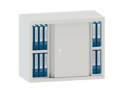 Шкаф металлический АБШ 2/400 К
