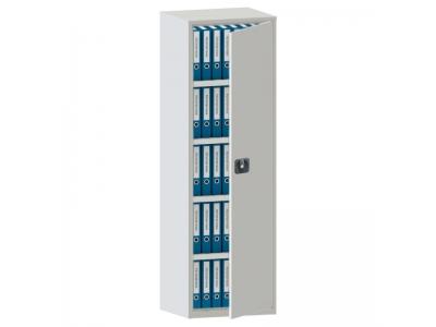 Металлический архивный шкаф БШ 1/400