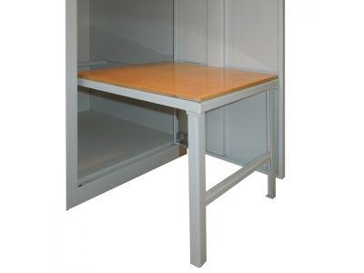 Скамейка для одежного шкафа СГ модель 7