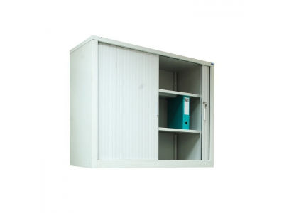 Канцелярский шкаф с роллетными дверьми ШКБ-10 р